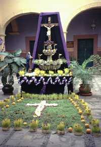 An Altar - CLICK FOR ENLARGEMENT